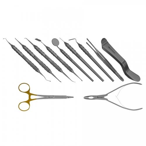 Kit de Instrumental Quirúrgico