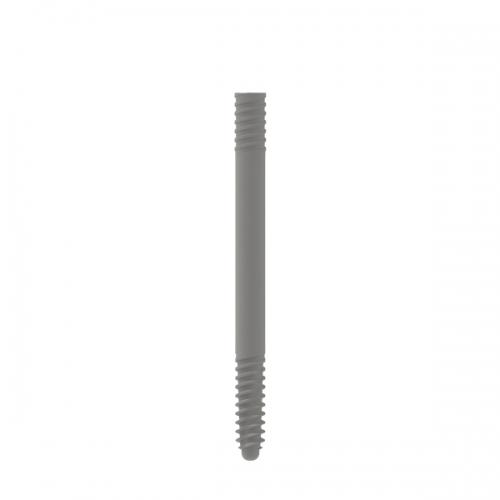 Implante cigomático IPX-Tilted System Plataforma Ø 4,3 mm
