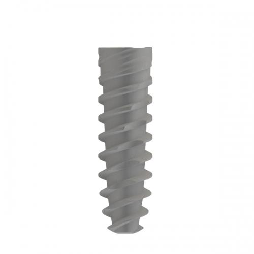Implante dental IPX Plataforma Ø 3,5 mm - Cubeta cerrada