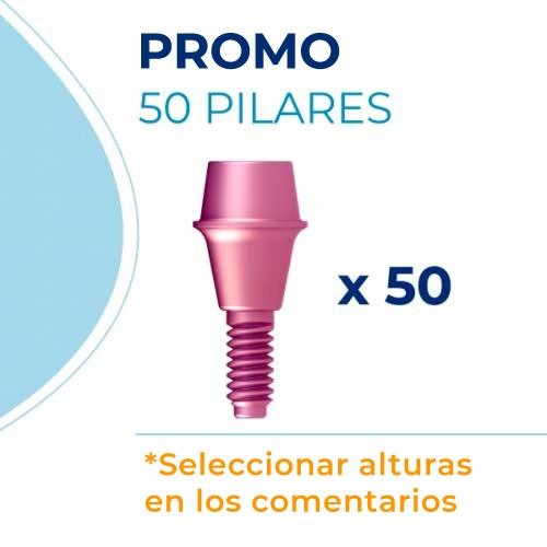 PROMO - 50 Pilares + Formación