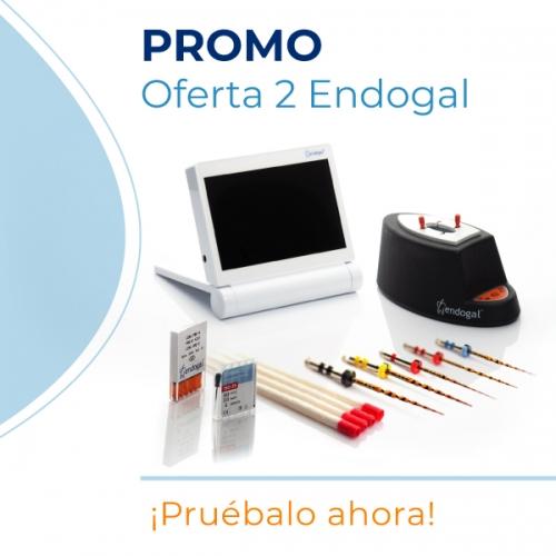 OFERTA 2 - Horno + Localizador de ápices + 3 Packs PRO