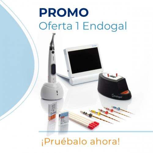 OFERTA 1 - Endomotor + Horno + Localizador de ápices + Pack PRO