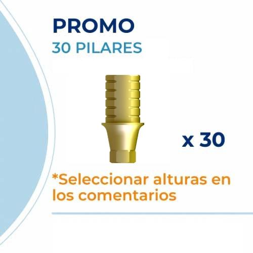 PROMO - 30 PILARES PGZ